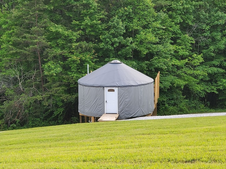 The Hummingbird Yurt