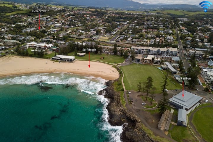 Ocean Crest – good value in a great location