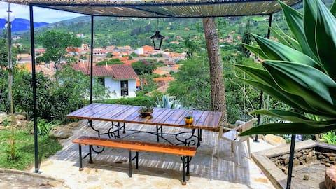 """Cabaña en """"La Vista"""" - Un lugar de Ensueño..."""