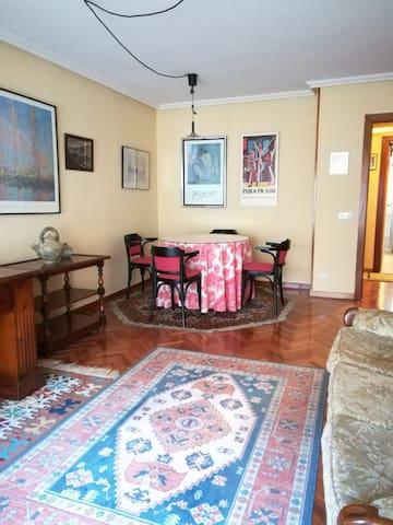 Apartamento para 4 en el centro de León