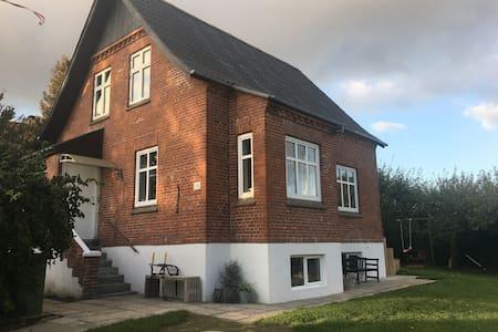 charming family house in lovely Aarhus