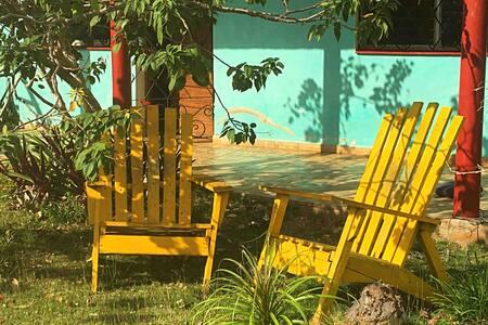 Santa Isabel Ecologic Farm, Elisa's Paradise