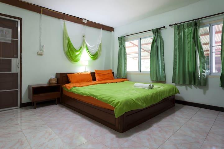 Bavarian Paradise Resort+Restaurant - Tambon San Phak Wan - Wohnung