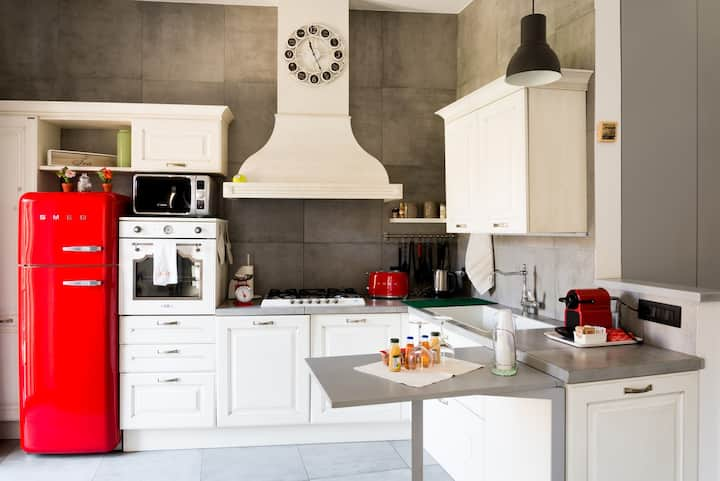 """""""Fontanavecchia11"""" Guest House in pieno centro"""