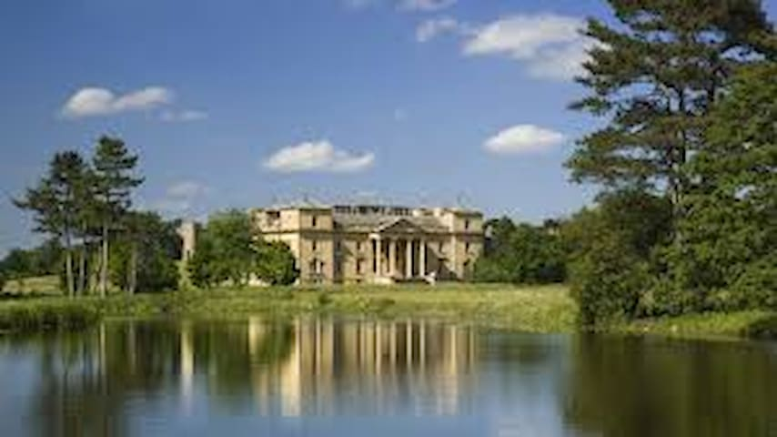 Croome Court (National Trust) 10m
