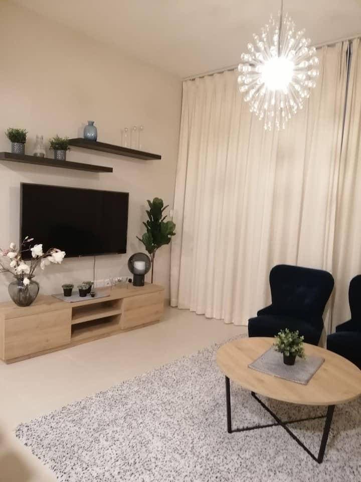 2 Bed Rooms Annual Rent - Marassi