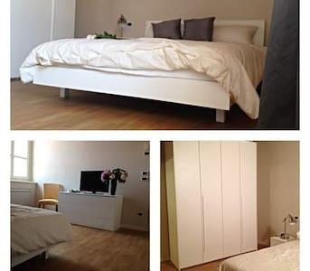 Luminosa stanza nel cuore della Franciacorta - Rovato - Wohnung