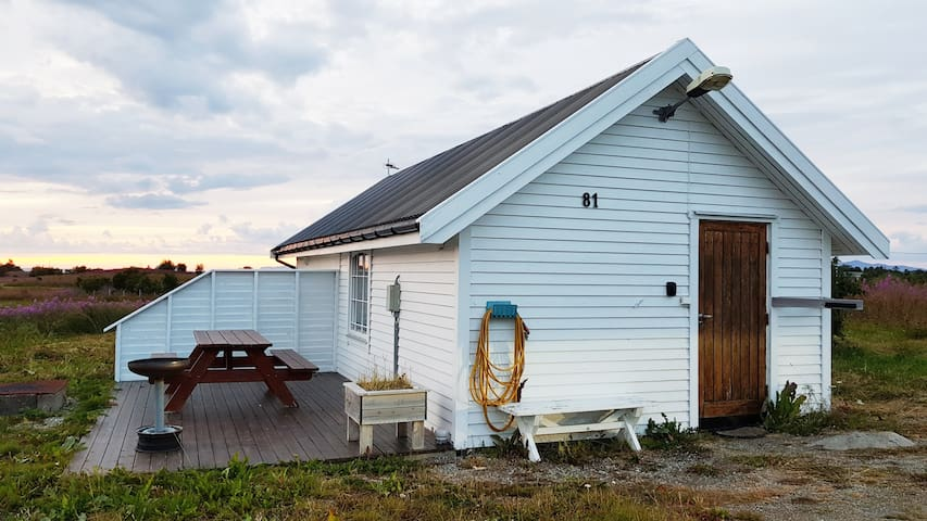 Strømnes hytta