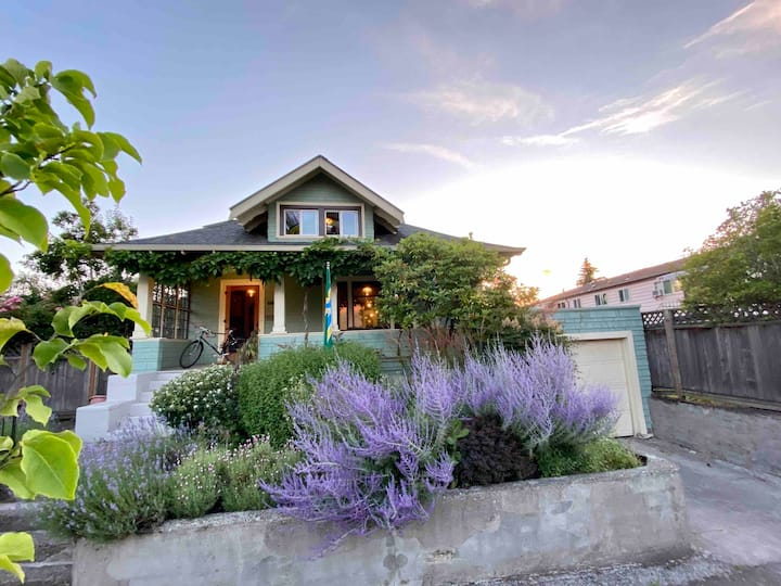 Perfect Portland Craftsman in a Hip Neighborhood