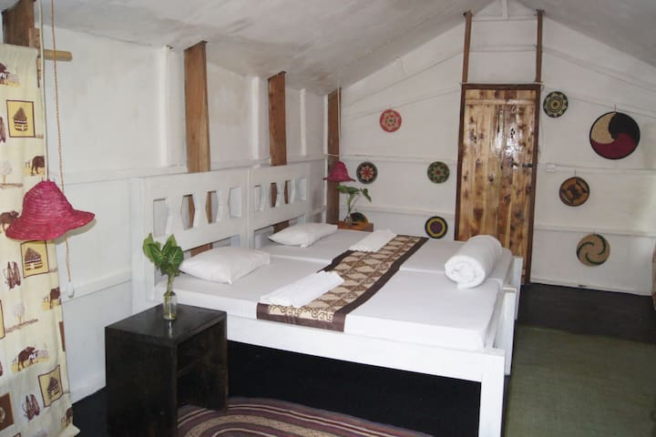 Spacious En-suite Cabins
