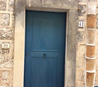 Casa in pietra nel vicolo per due - Ortelle