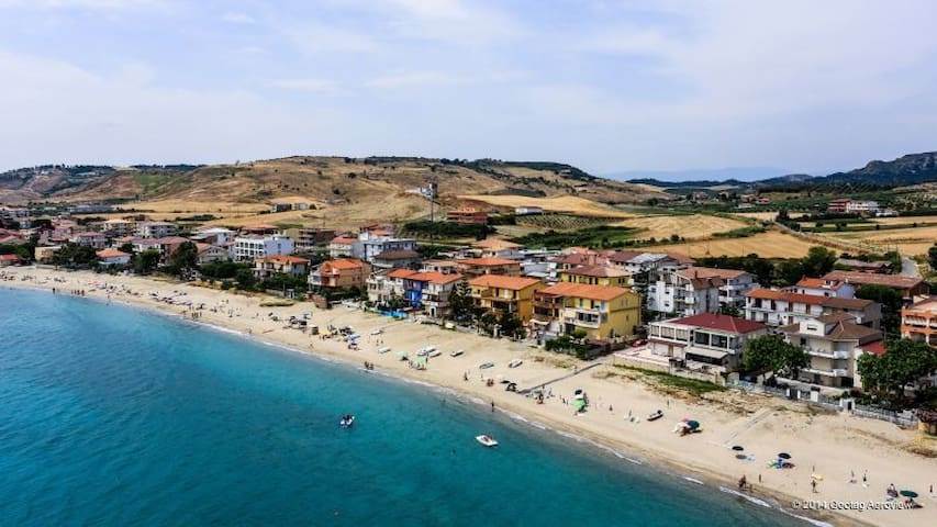 Appartamento a  mansarda a due passi dal mare
