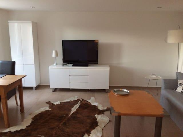 2 Zimmer Ferienwohnung, 55 qm - Hochspeyer - Apartment