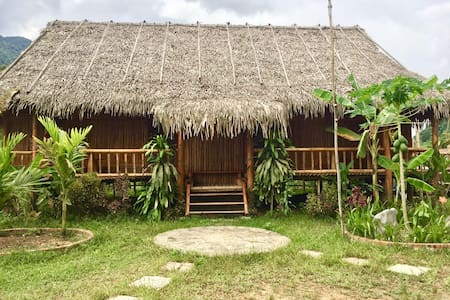 Pu Luong Holiday - Bamboo bungalow 1