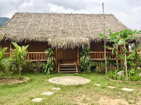 Pu Luong Holiday - Bamboo bungalow 1