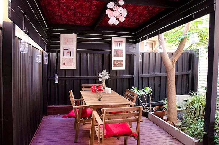 City retreat - affordable and cool - Adelaide - Appartement