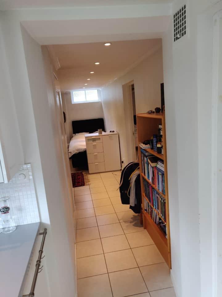 Lägenhet i Stocksund