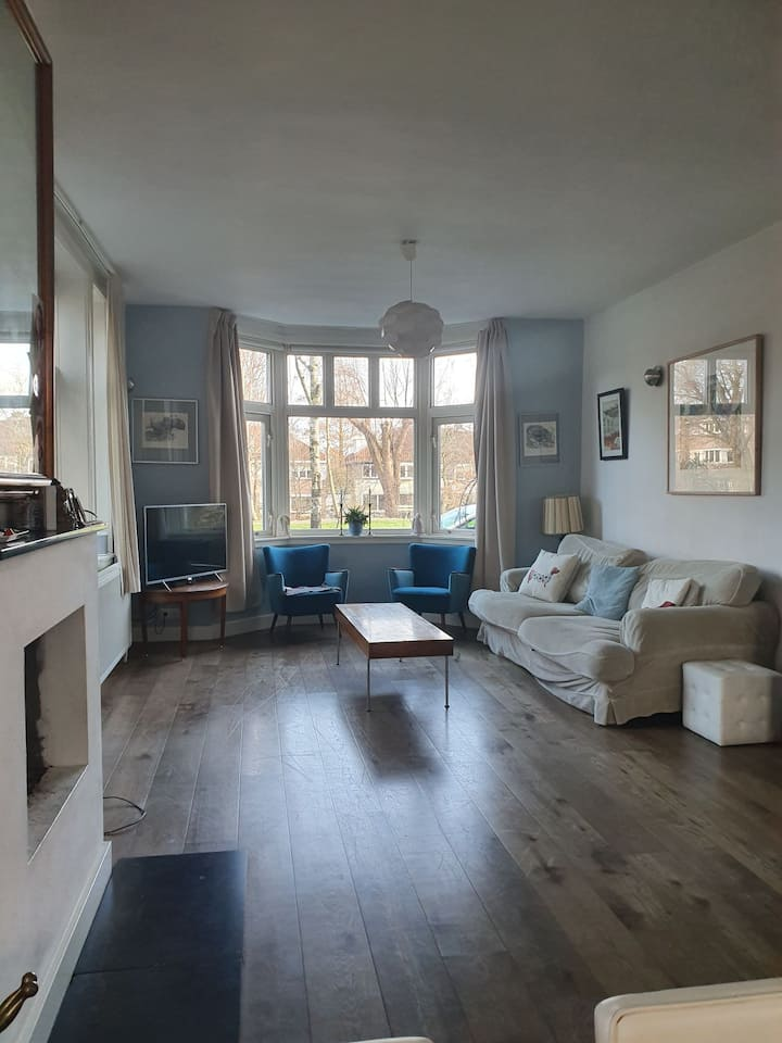 Lovely family home close to Amsterdam