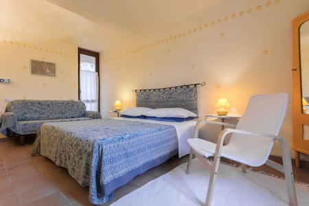 Cascina Ciapilau, double room - Provincia di Asti - Bed & Breakfast