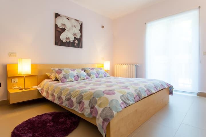 BLU Appartamento con 1 Camera da letto 4