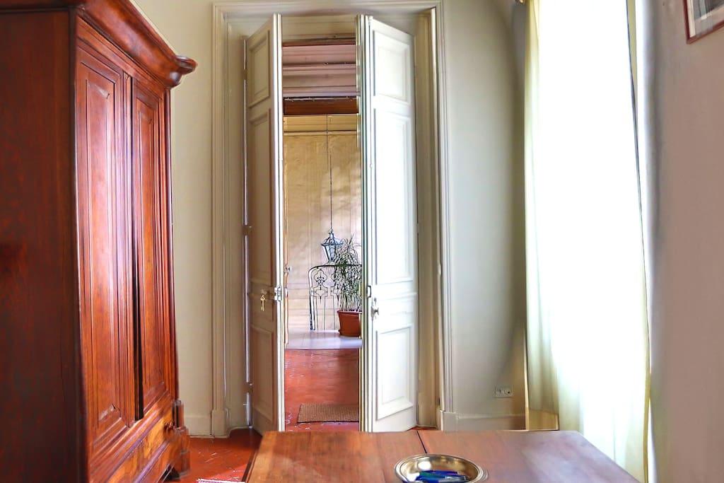 Appartement Intra Muros Avignon
