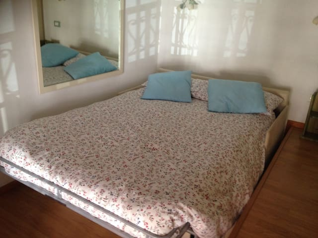 Independent Double Bedroom with Private Bathroom