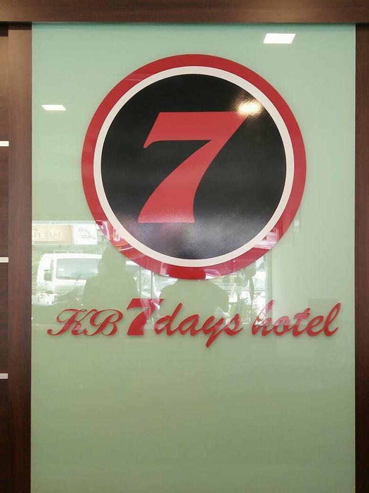 KOTA BHARU(KB 7DAYS HOTEL)(^_^)(^_^)