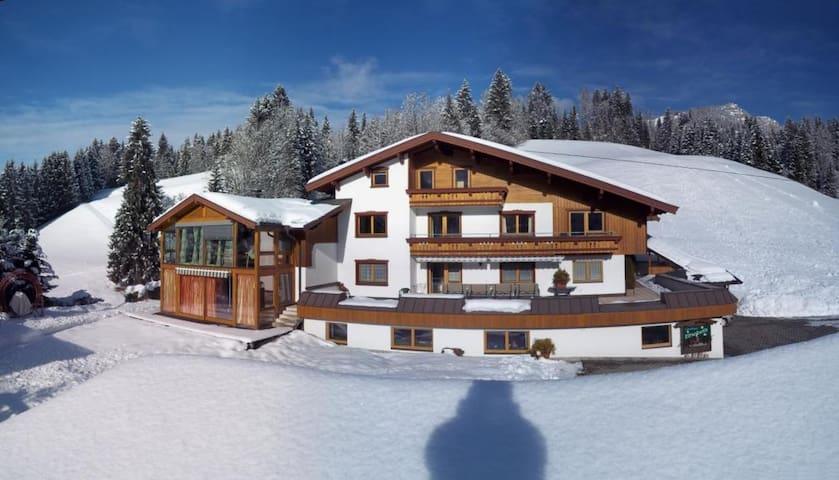 Weihnachten in Tirol - Fieberbrunn