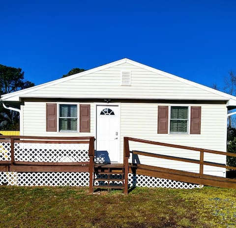 Private guest suite near Deal Island Maryland