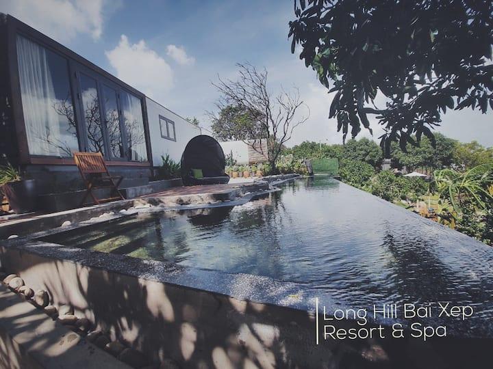 Bungalow Suite Swim Pool - Long Hill Resort & Spa