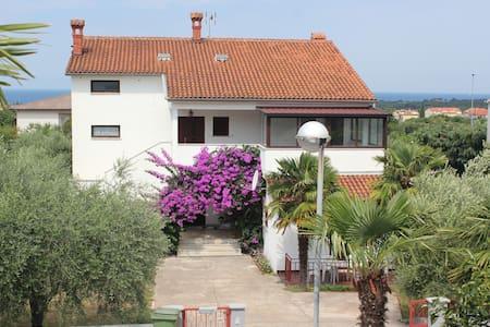 Big apartment with sea view in Poreč