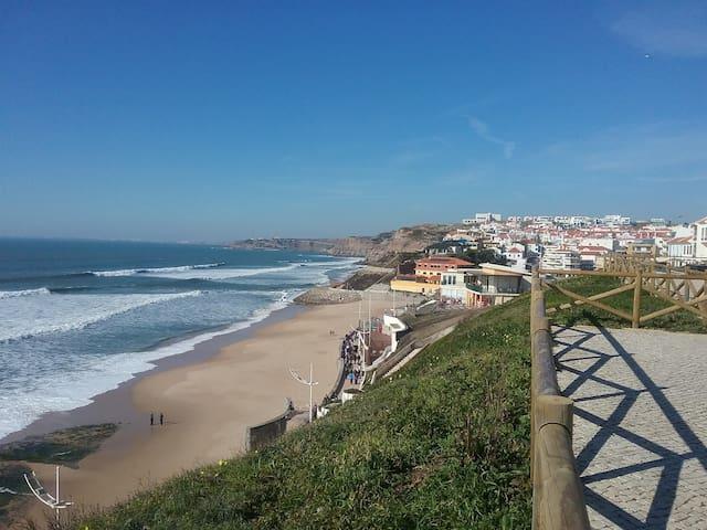 Vivenda Praia Areia Branca 2-6 - Lourinhã - Flat