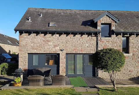 Creag Air Self Contained Garden Suite Pied à Terre