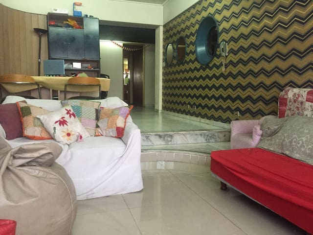 Casa grande c/jardin y pileta en Palermo Queen - Buenos Aires - House
