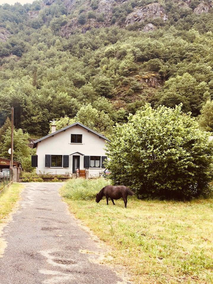La maison de Célestin