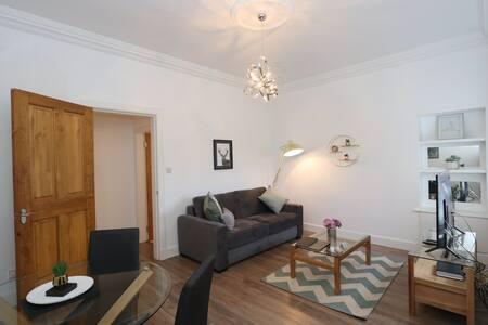 Newmills- Cosy 1 bedroom, ground floor - Fast WiFi