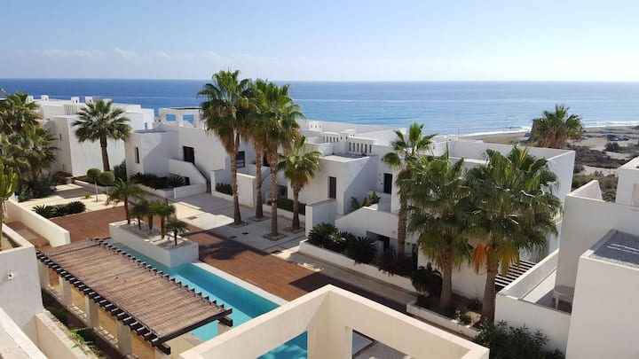 Mojacar Apartment Amazing Sea Views WiFi + NetFlix