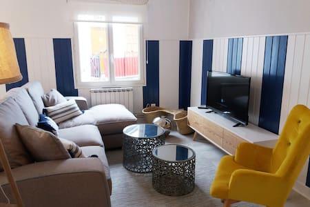 Apartment in Elantxobe/With TERRACE+ wifi.Bizkaia.