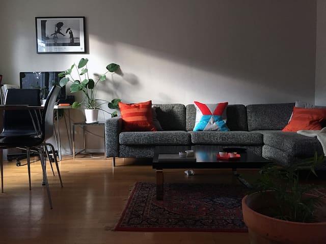 Cosy 2-room apartment in calm area - Estocolm - Pis