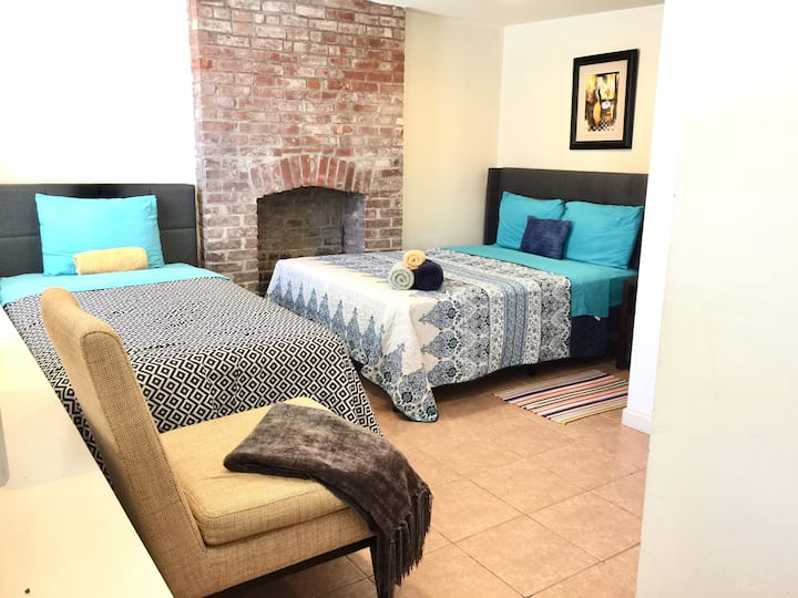 NEW-Cozy Guest Room Near New York City #G1