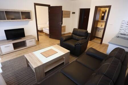 Moderno opremljen stan sa balkonom - Saraievo