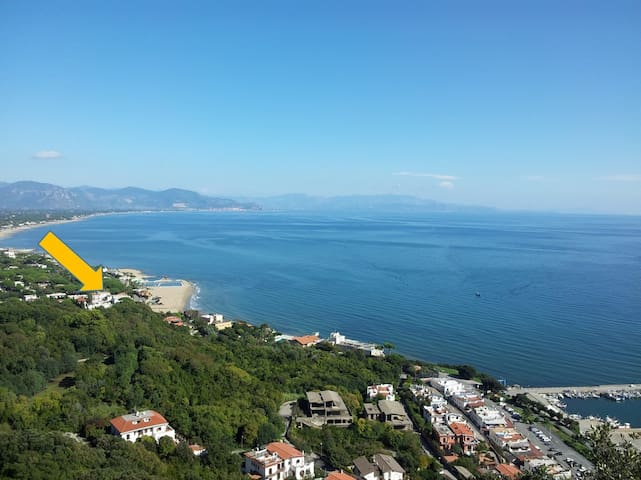 TRANQUILLO App.|SPIAGGIA a pochi metri - San Felice Circeo - Apartmen