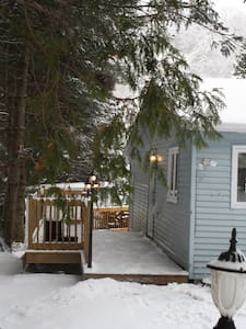 Eau Chalet - Saint-Adolphe-d'Howard - Serviced apartment - 1