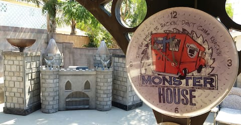 As Seen on TV! The Official Magic Monster House