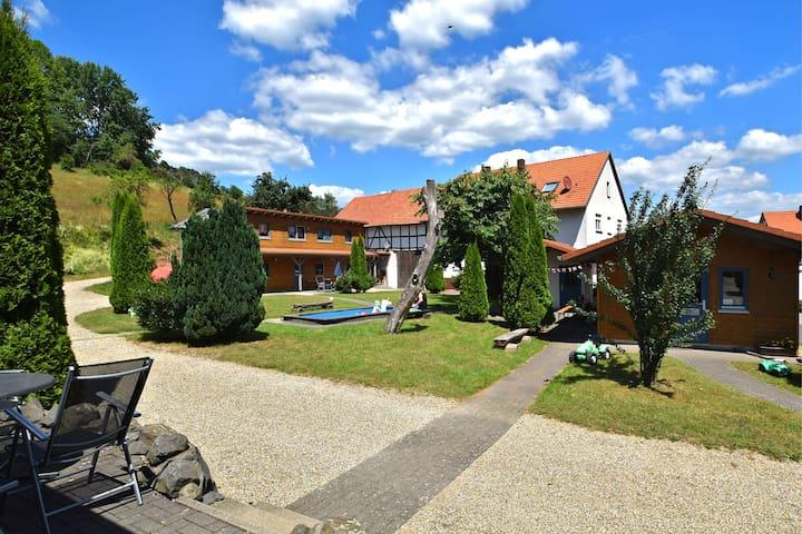 Charmant appartement avec jardin à Hüddingen