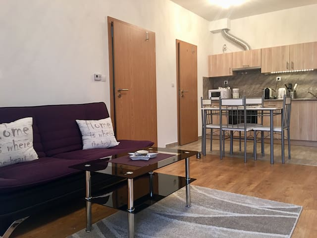 New apartment in Sopron