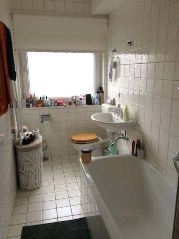 wunersch nes zimmer in ruhiger und zentraler lage wohnungen zur miete in mannheim baden. Black Bedroom Furniture Sets. Home Design Ideas