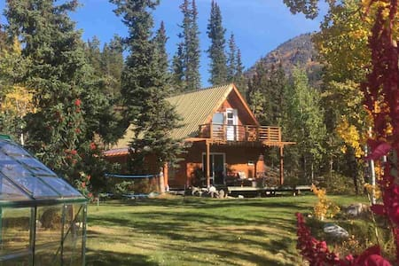 Mountain Paradise Chalet - 25 min South Whitehorse