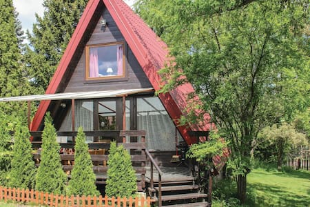 Holiday cottage with 2 bedrooms on 85m² in Olsztynek