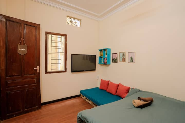 QUIET+Amazing Terrace with extra BED Daisy Kalon